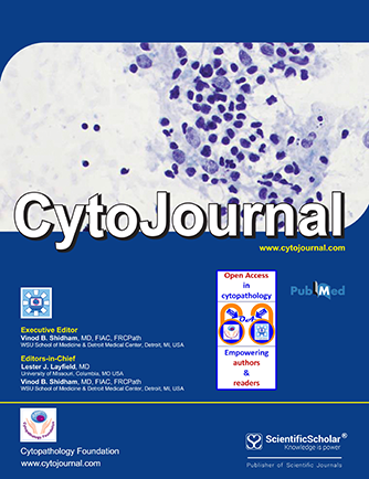 CytoJournal Cover Image